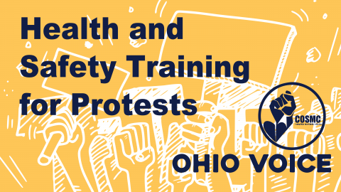 Healing and Safety at Protests